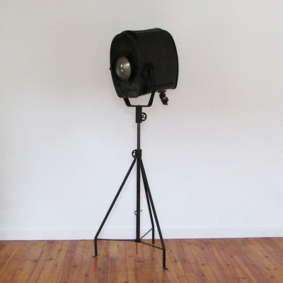 Floor lamp from the fifties by unknown designer for AEG