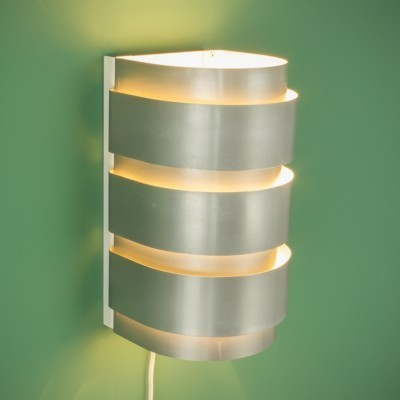 Model 155 wall lamp from the sixties by Hans Agne Jakobsson for Svera
