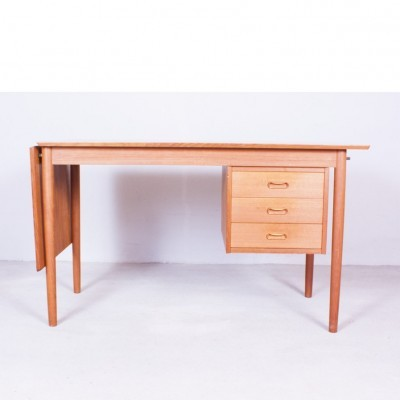 Drop Leaf writing desk from the sixties by Arne Vodder for H. Sigh & Sons