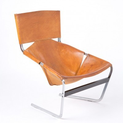 F444 lounge chair by Pierre Paulin for Artifort, 1960s