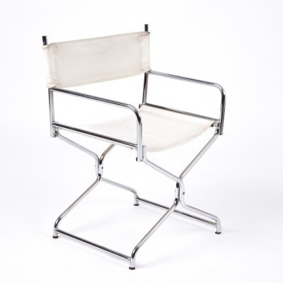 Folding Chair arm chair from the forties by unknown designer for unknown producer