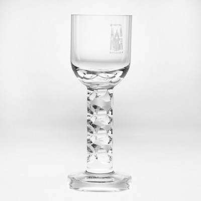 Wine Glass by Adolf Matura for Moser