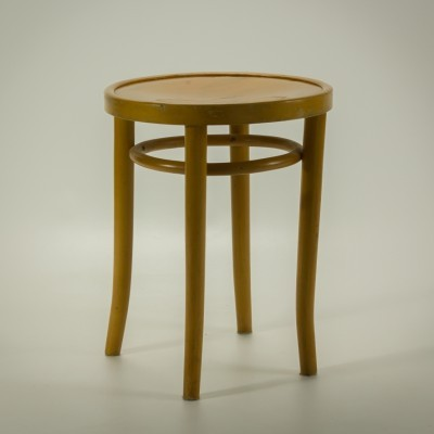 Stool from the twenties by unknown designer for Thonet