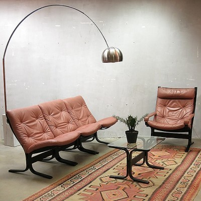 Siesta seating group from the sixties by Ingmar Relling for Westnofa