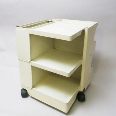Boby Trolley 2/1 by Joe Colombo for Bieffeplast