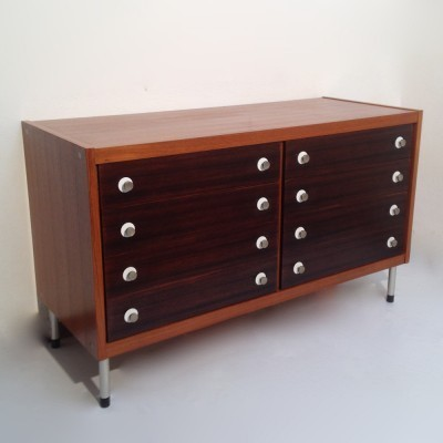 Chest of drawers by G. Coslin for 3V, 1960s