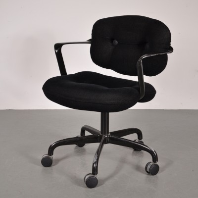 Office Chair by Bruce Hannah and Andrew Morrison for Knoll International