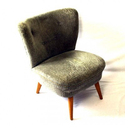 Cocktail lounge chair from the fifties by unknown designer for unknown producer
