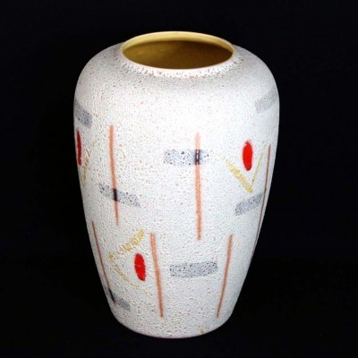 239/30 vase from the fifties by unknown designer for Scheurich Germany