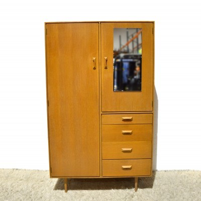 Concord Wardrobe cabinet by John & Sylvia Reid for Stag, 1960s