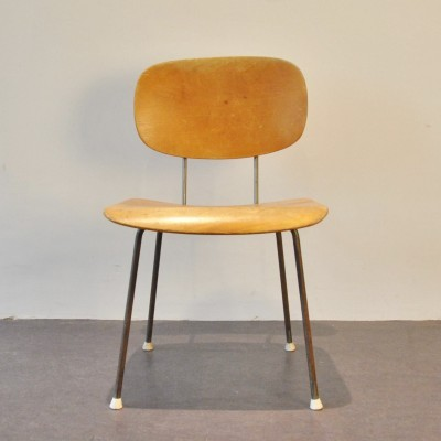 Model 116 dinner chair from the sixties by Wim Rietveld for Gispen