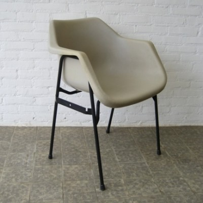 Dining chair by Robin Day for Hille, 1960s