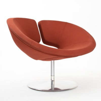 Apollo lounge chair by Patrick Norguet for Artifort, 1990s