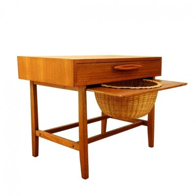 Sewing Table from the sixties by unknown designer for unknown producer