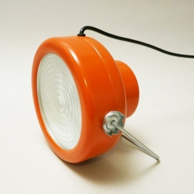Sciuko 2000 desk lamp from the sixties by Achille Giacomo Castiglioni for Flos