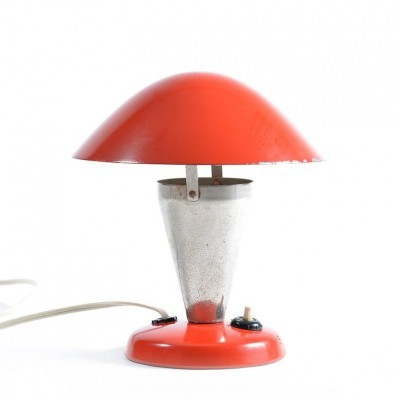 Desk lamp from the fifties by Josef Hůrka for Napako