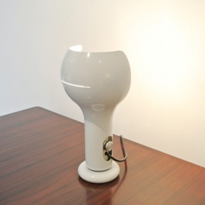 2 Flash desk lamps from the sixties by Joe Colombo for Oluce