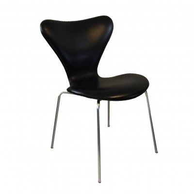 Model 3107 dining chair by Arne Jacobsen for Fritz Hansen, 1960s