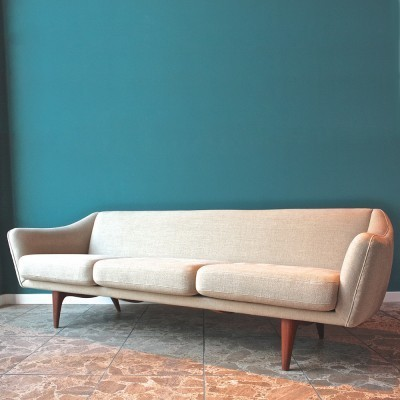 ML 140 Sofa by Illum Wikkelsø for A. Mikael Laursen