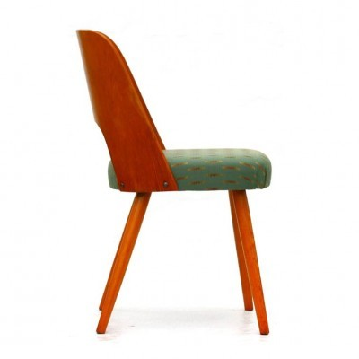 Dinner chair by Oswald Haerdtl for Ton Czechoslovakia, 1950s