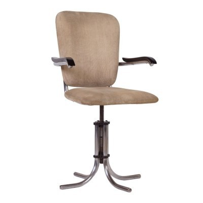 Office Chair by Unknown Designer for Fana Metal