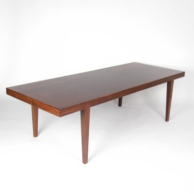 Coffee table from the sixties by Severin Hansen for Haslev