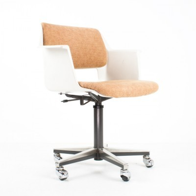 Model 2712 office chair by André Cordemeyer for Gispen, 1960s