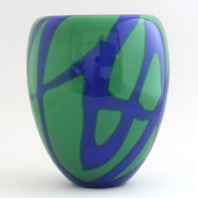 Vase by Sigurd Persson for Kosta, 1980s