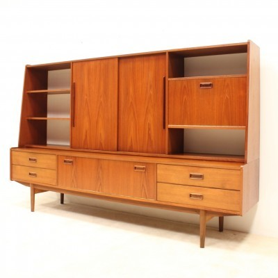 Cabinet from the sixties by unknown designer for Topform