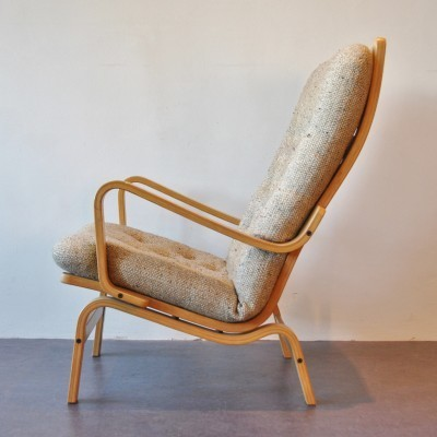 Lounge chair from the seventies by Yngve Ekström for Swedese