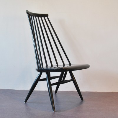 Mademoiselle lounge chair from the fifties by Ilmari Tapiovaara for Edsby Verken
