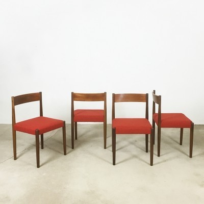 Dinner Chair by Poul Volther for Frem Røjle