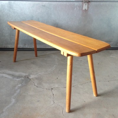 Bench by Jacob Müller for Wohnhilfe, 1950s