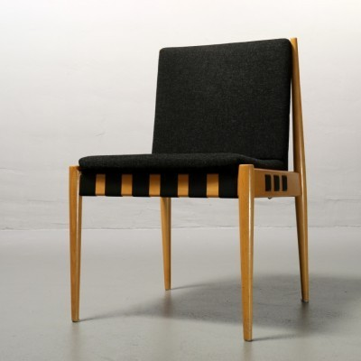 4 x SE121 dining chair by Egon Eiermann for Wilde und Spieth, 1950s