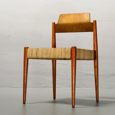 SE119 dining chair by Egon Eiermann for Wilde und Spieth, 1950s