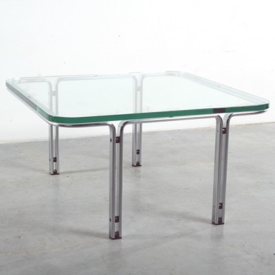 Coffee table by Horst Brüning for Alfred Kill International, 1970s