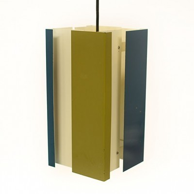 Hanging lamp from the fifties by unknown designer for Anvia Almelo