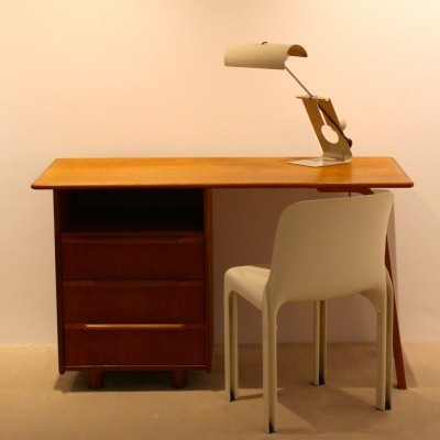 EE02 writing desk by Cees Braakman for Pastoe, 1950s