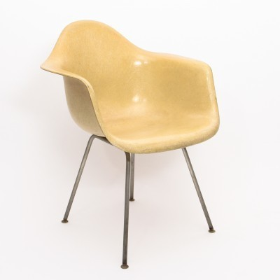 DAX dining chair by Charles & Ray Eames for Herman Miller, 1950s