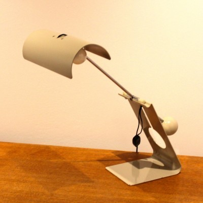 Picchio (Woodpecker) desk lamp by Mauro Martini for Martini, 1970s