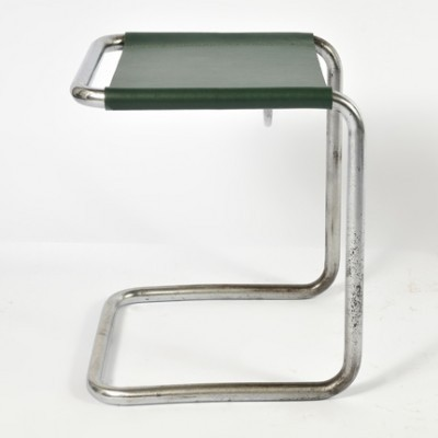 Stool from the thirties by unknown designer for Hynek Gottwald