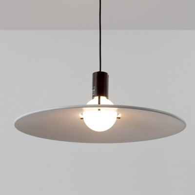 Model 2133 hanging lamp from the seventies by Gino Sarfatti for Arteluce