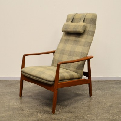 Lounge chair by Søren Ladefoged for SL Mobler Denmark, 1950s