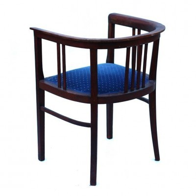 2 arm chairs from the thirties by unknown designer for unknown producer