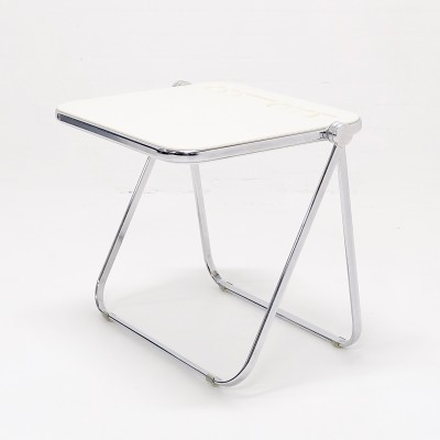 Plantone writing desk from the sixties by Giancarlo Piretti for Castelli