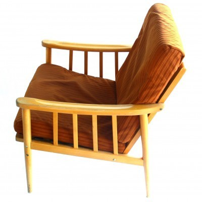 Arm chair from the eighties by unknown designer for Ton Czechoslovakia