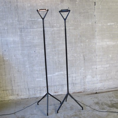 2 x floor lamp by Paolo Rizzatto for Luceplan, 1980s