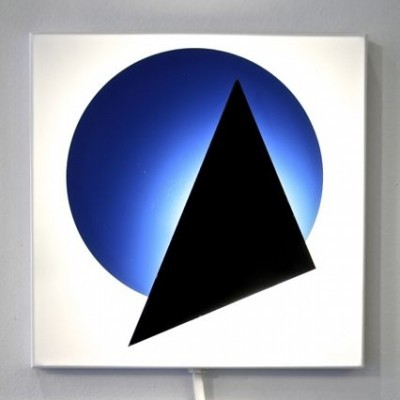 GEO wall lamp by Jan Jansen for unknown producer