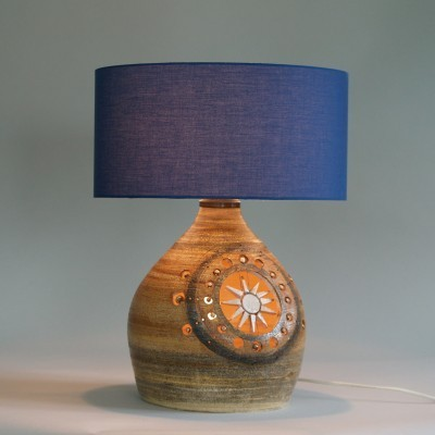 Desk lamp from the sixties by Georges Pelletier for Vallauris