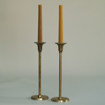 Candle Holders from the forties by unknown designer for unknown producer